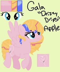 Gala Apple || Lavaverse by SmolCatChild