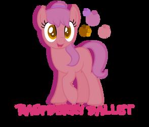 Raspberry Ballet by SmolCatChild