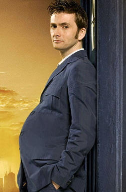 Doctor (David Tennant) Mpreg by the-notebooks-voice