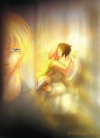 sasusaku - confrontation by MiiruMiyuki