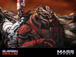 Mass Effect : Betrayal by slightlytwisted
