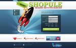 Shopule by sea-weed