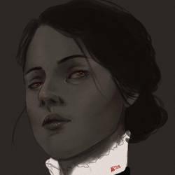 Portrait (sneak peek) by FollowingStars