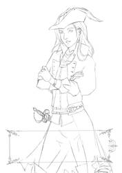 Dungeons and Dating Sims (sketch) by FollowingStars