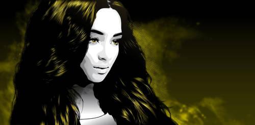 Jessica Jarrel|Goldblooded by Psycool