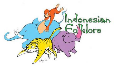 Indonesian Folklore by winrymarini