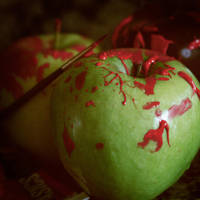 Art and Apples I. by lustdrunk