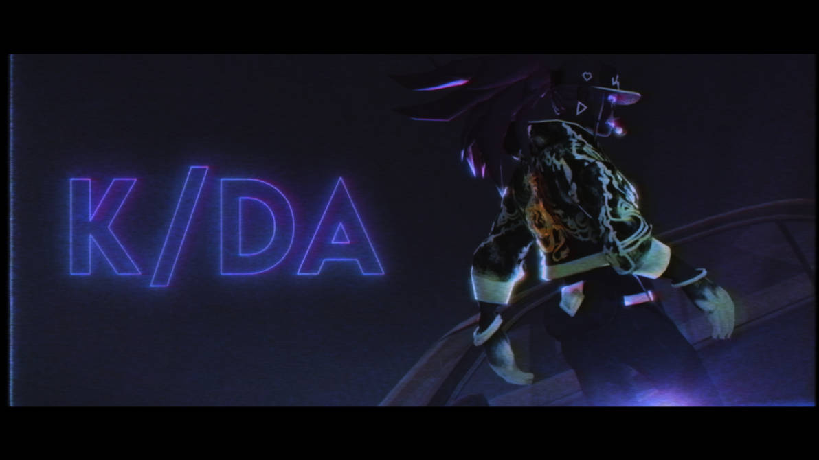 1440p | This is Akali... | K/DA by JustJolly