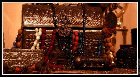 prayer beads by iraqiguy