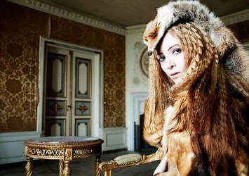 Fox Fairy by Annie-Bertram