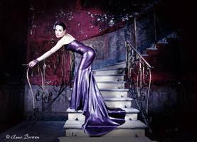 Violet by Annie-Bertram