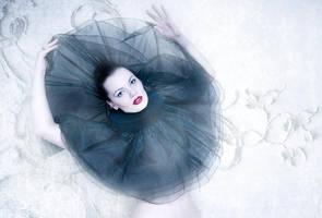 The Pierrot by Annie-Bertram