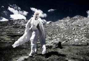 Pegasus II by Annie-Bertram