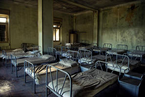 The Orphanage by Annie-Bertram