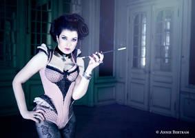 Violette Dream by Annie-Bertram