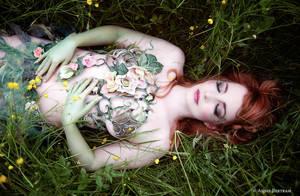 Buried in my dreams by Annie-Bertram