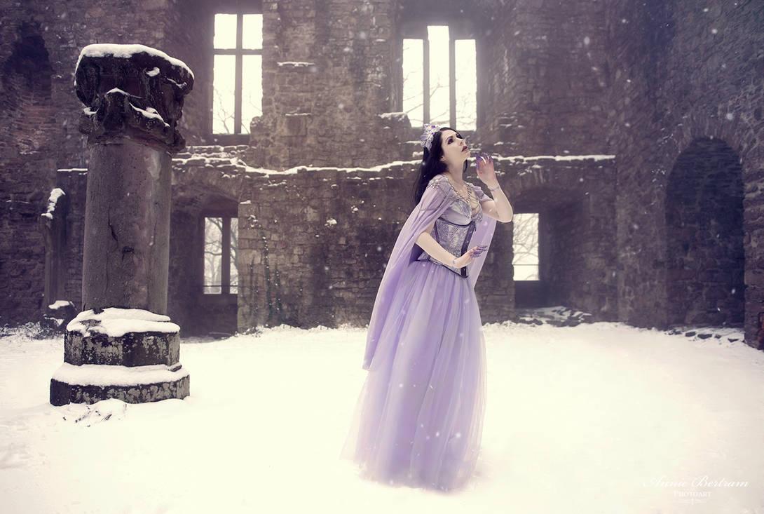 I was born in winter II by Annie-Bertram