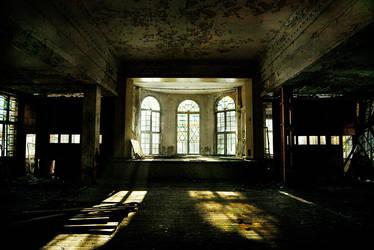 Abandoned by Annie-Bertram