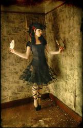 Morbid Ballerina by Annie-Bertram