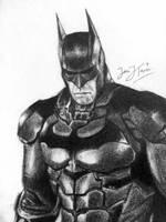 Batman: Arkham Knight by joshuajamestimothy