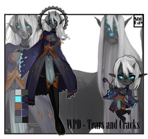 [WPD] Tears and Cracks Auction (CLOSED) by shigay