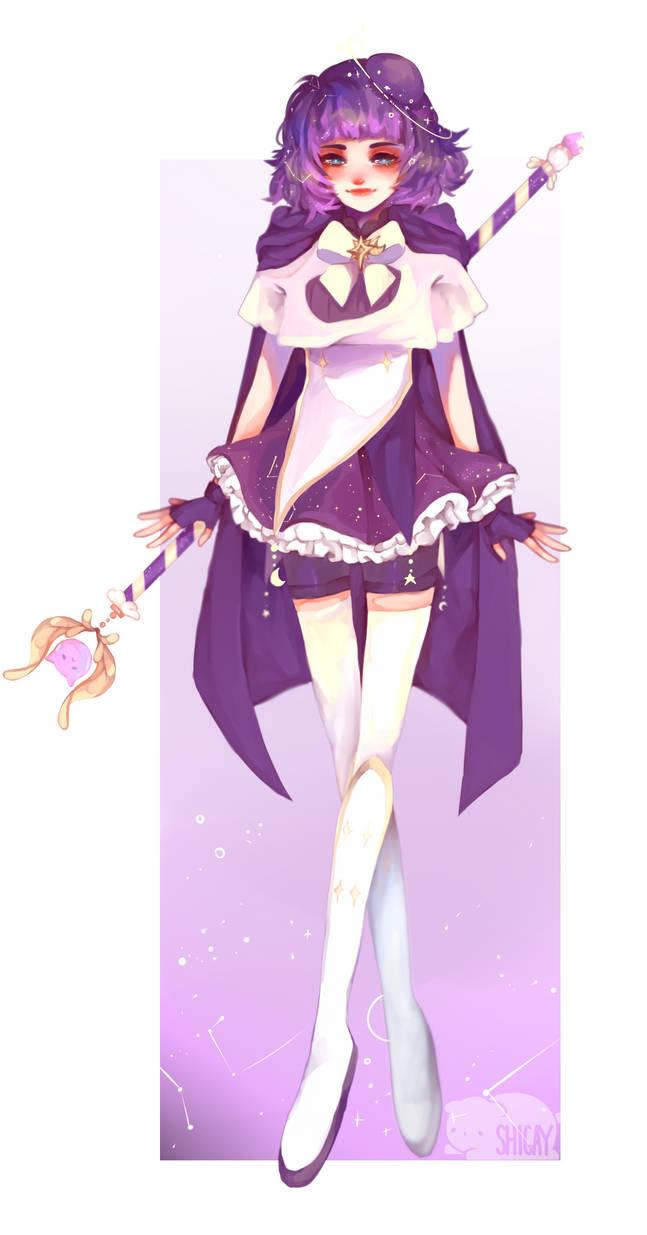 Magical Nerd Tm by shigay