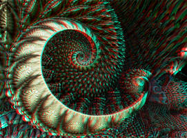 Spiral Stereo by DDDPhoto
