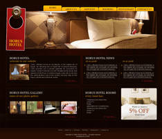 Horus hotel by karmooz