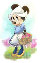 Minnie  by riukime