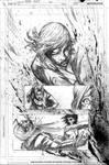 Gotham City Sirens 12 by Peter-v-Nguyen