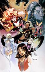 Dark Phoneix Saga by Peter-v-Nguyen