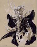 Storm asgardian by Peter-v-Nguyen
