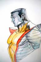 man of steel by Peter-v-Nguyen