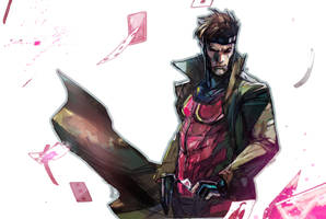 gambit by Peter-v-Nguyen