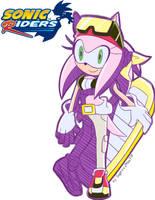 Sonic Riders: Hope by Saphira24667