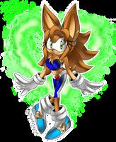 Dr. Sonar Breezy The Long Eared Hedgehog by Saphira24667