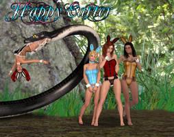 Easter by AlucardsSpirit