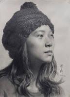 Wool hat by zephyr0713