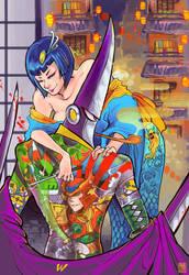 Samurai Story by P-RO