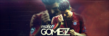 Mario Gomez by 888graphics