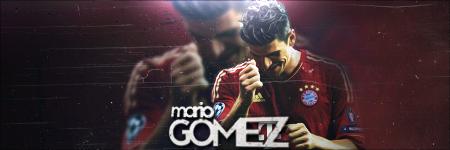 Mario Gomez v2.0 by 888graphics