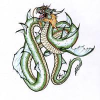 dragon by alexvontolmacsy