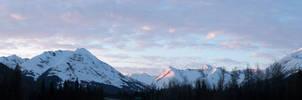 summit at sunrise by alexvontolmacsy