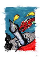 dragon strike by alexvontolmacsy