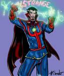 doctor strange. by alexvontolmacsy