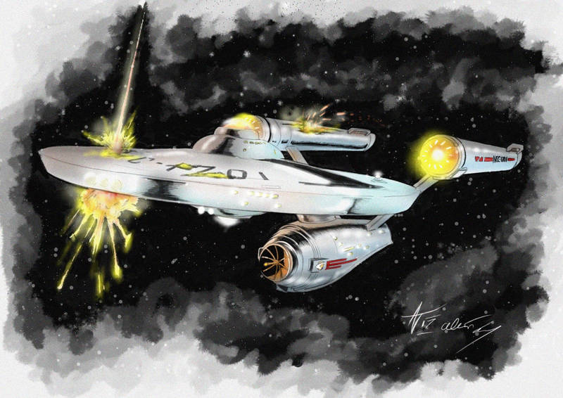 the enterprise finally qualifies for that refit by alexvontolmacsy