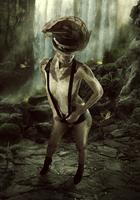 Lady Lizard by AbbeyMarie