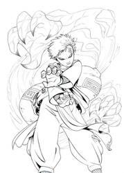 Shukaku's Hands by ritam