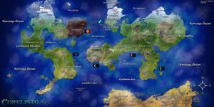 Map of Corelisto by KeenStarGT