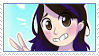 Jaiden Animations stamp by TeleviCat